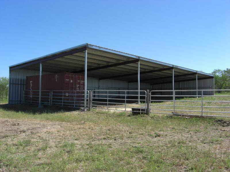Agricultural Steel Metal Building Erector Contractor