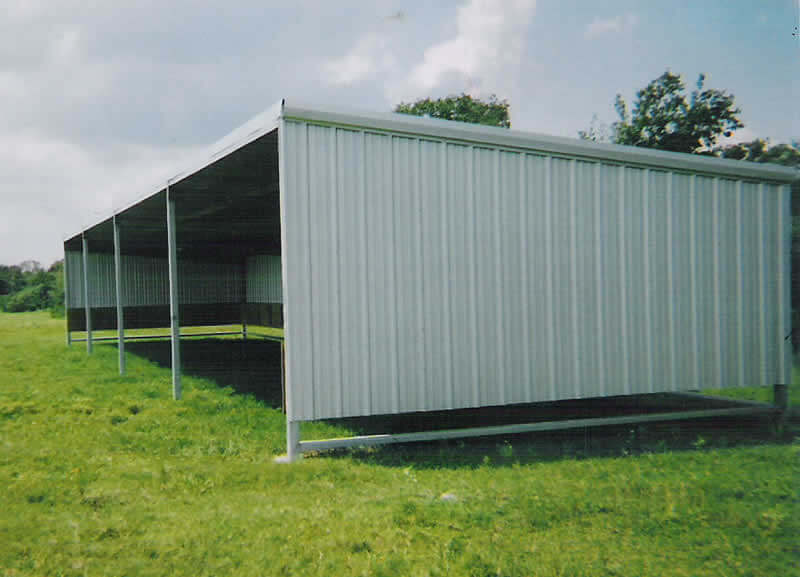Agricultural Steel Metal Building Erector Contractor