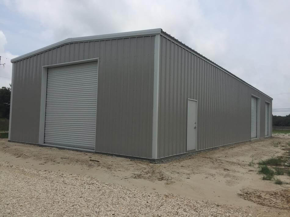 Residential Steel Metal Building Erector Contractor